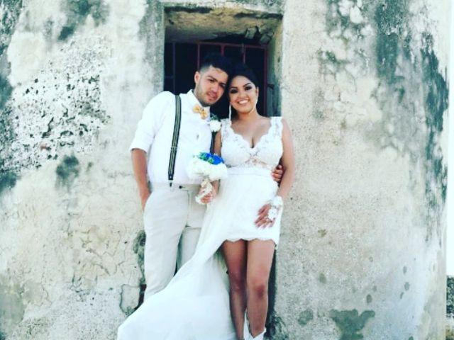 El matrimonio de Manuel y Erika en Cartagena, Bolívar 8