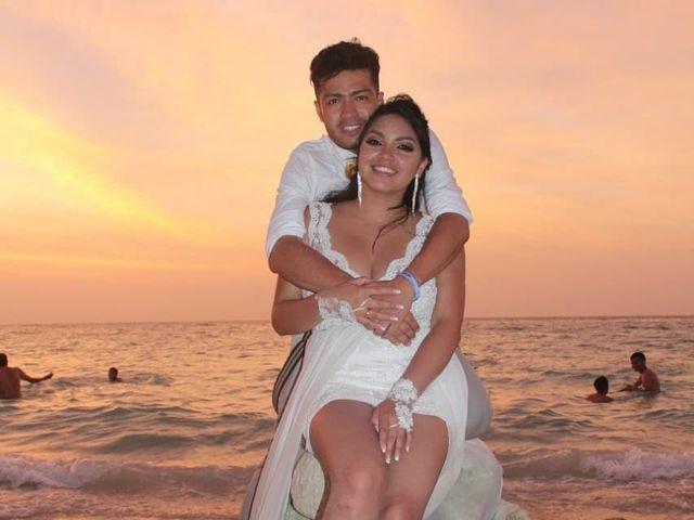 El matrimonio de Manuel y Erika en Cartagena, Bolívar 12