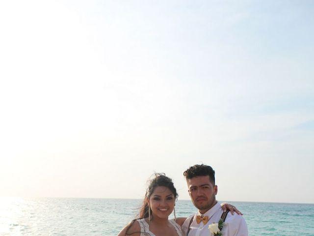 El matrimonio de Manuel y Erika en Cartagena, Bolívar 16