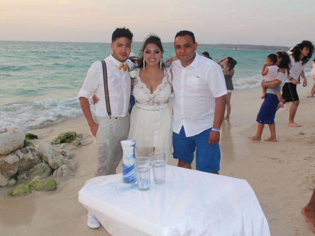 El matrimonio de Manuel y Erika en Cartagena, Bolívar 25