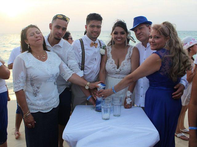 El matrimonio de Manuel y Erika en Cartagena, Bolívar 27