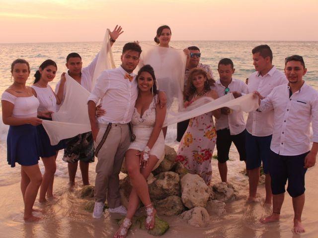 El matrimonio de Manuel y Erika en Cartagena, Bolívar 29