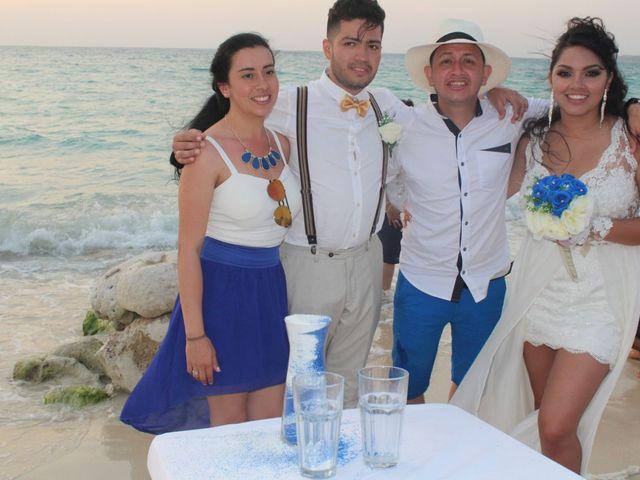 El matrimonio de Manuel y Erika en Cartagena, Bolívar 30