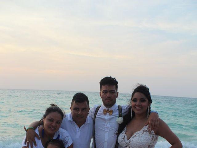El matrimonio de Manuel y Erika en Cartagena, Bolívar 31