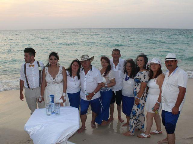 El matrimonio de Manuel y Erika en Cartagena, Bolívar 32