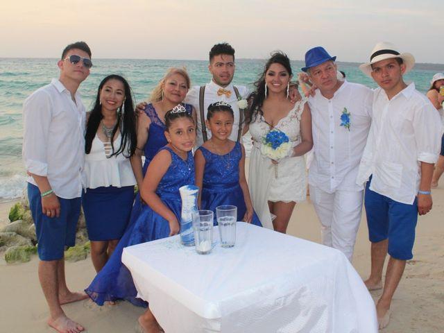 El matrimonio de Manuel y Erika en Cartagena, Bolívar 34