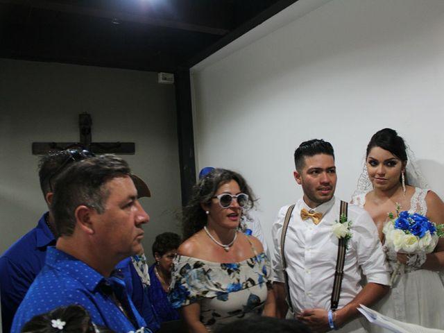 El matrimonio de Manuel y Erika en Cartagena, Bolívar 37