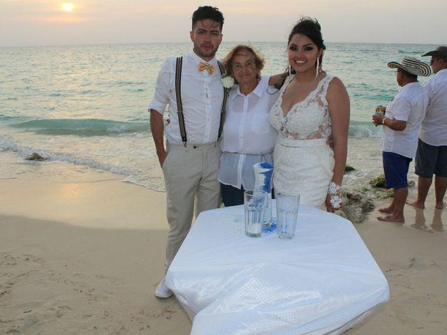 El matrimonio de Manuel y Erika en Cartagena, Bolívar 43