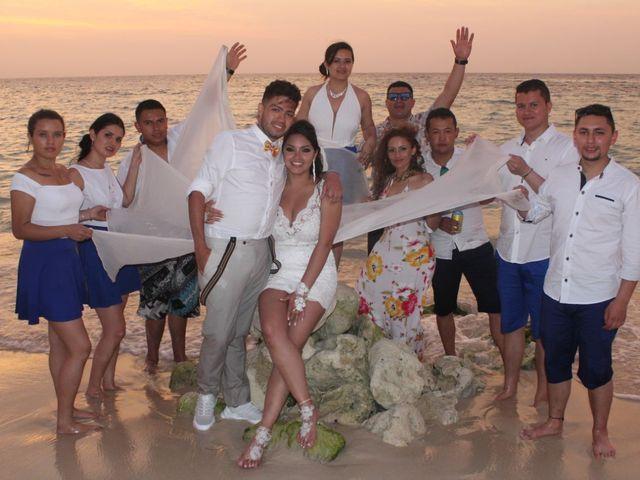 El matrimonio de Manuel y Erika en Cartagena, Bolívar 44