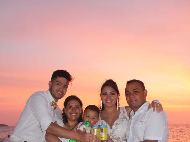 El matrimonio de Manuel y Erika en Cartagena, Bolívar 48