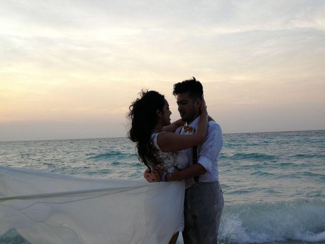 El matrimonio de Manuel y Erika en Cartagena, Bolívar 54