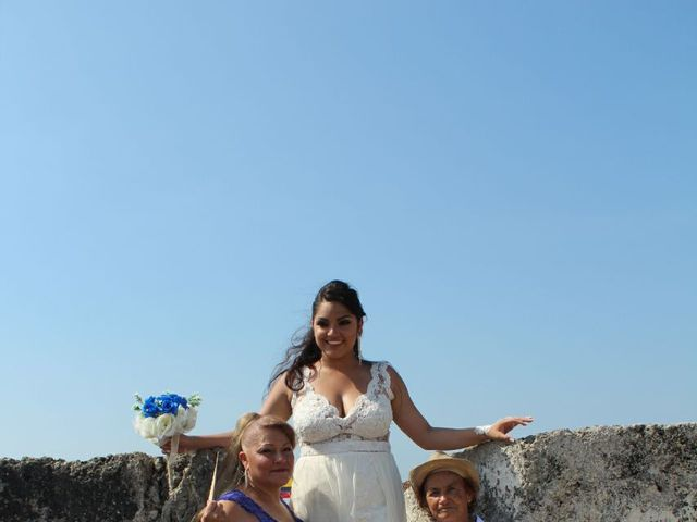 El matrimonio de Manuel y Erika en Cartagena, Bolívar 55