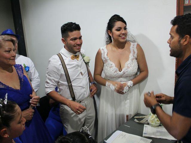 El matrimonio de Manuel y Erika en Cartagena, Bolívar 57