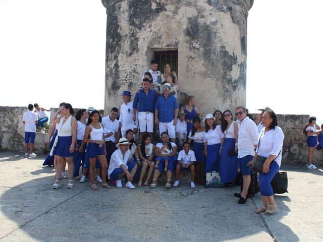 El matrimonio de Manuel y Erika en Cartagena, Bolívar 61