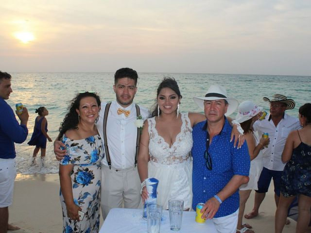 El matrimonio de Manuel y Erika en Cartagena, Bolívar 62