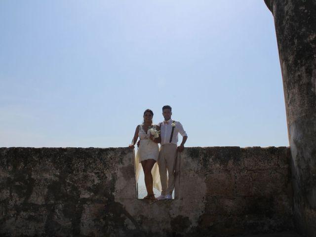 El matrimonio de Manuel y Erika en Cartagena, Bolívar 65