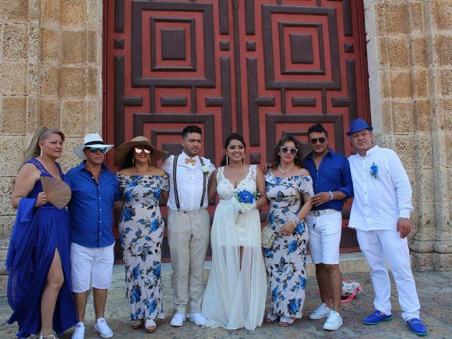 El matrimonio de Manuel y Erika en Cartagena, Bolívar 66