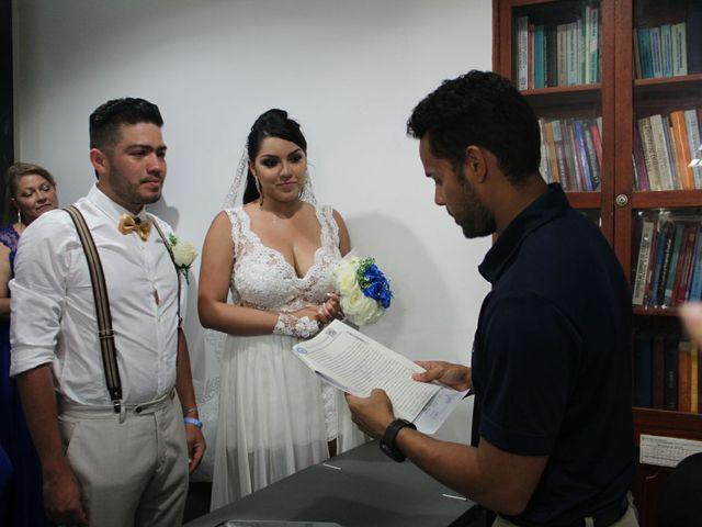 El matrimonio de Manuel y Erika en Cartagena, Bolívar 68