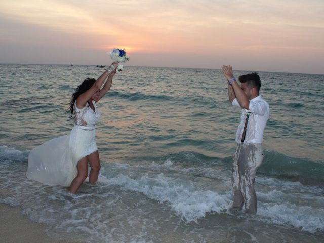 El matrimonio de Manuel y Erika en Cartagena, Bolívar 73