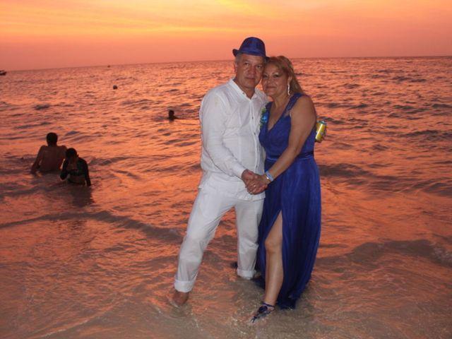 El matrimonio de Manuel y Erika en Cartagena, Bolívar 77
