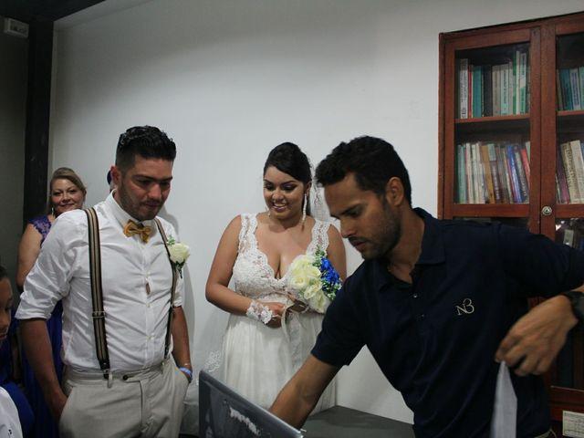 El matrimonio de Manuel y Erika en Cartagena, Bolívar 78