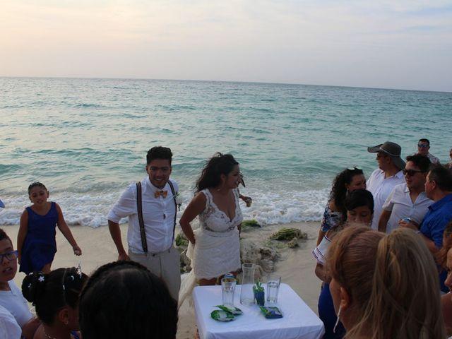 El matrimonio de Manuel y Erika en Cartagena, Bolívar 80