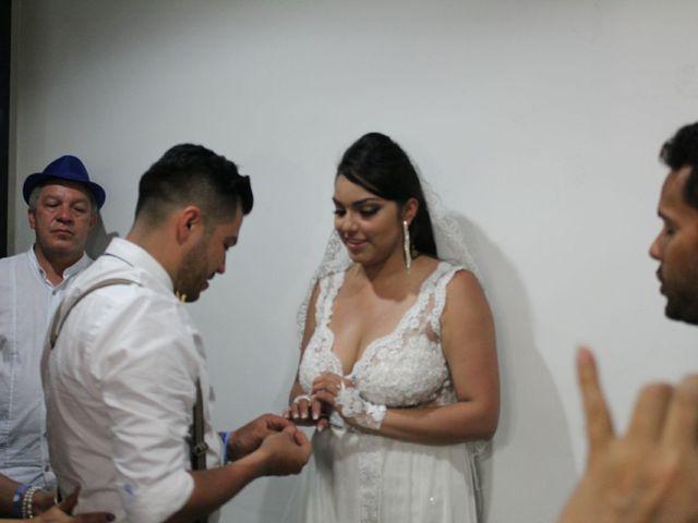 El matrimonio de Manuel y Erika en Cartagena, Bolívar 82