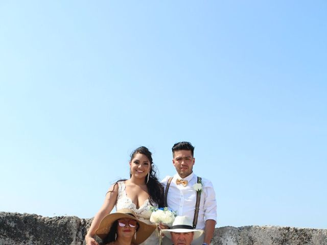 El matrimonio de Manuel y Erika en Cartagena, Bolívar 83