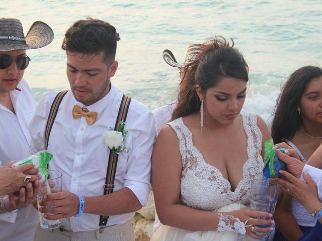 El matrimonio de Manuel y Erika en Cartagena, Bolívar 84