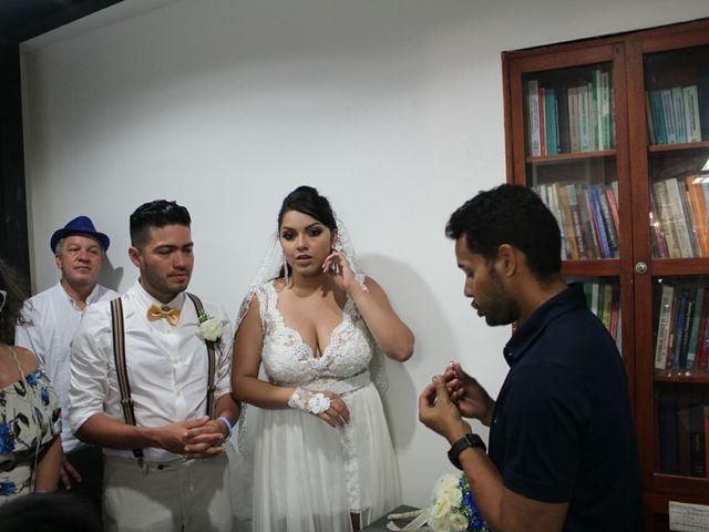 El matrimonio de Manuel y Erika en Cartagena, Bolívar 88