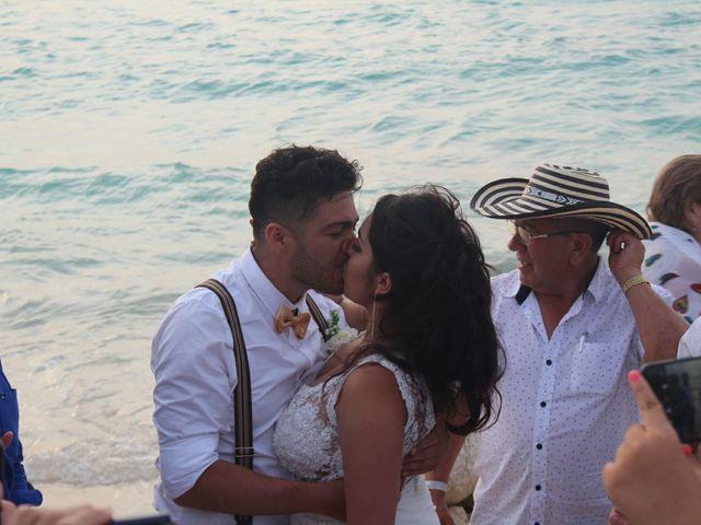 El matrimonio de Manuel y Erika en Cartagena, Bolívar 89