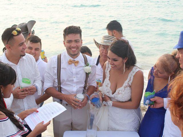 El matrimonio de Manuel y Erika en Cartagena, Bolívar 93