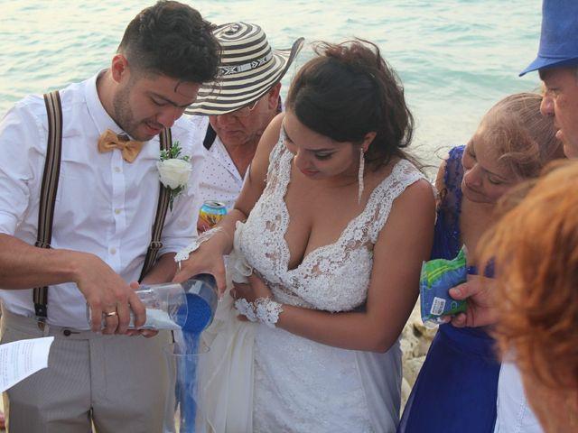 El matrimonio de Manuel y Erika en Cartagena, Bolívar 94