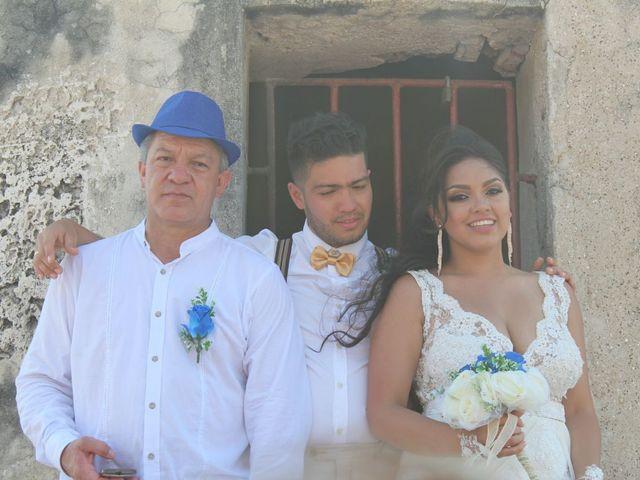 El matrimonio de Manuel y Erika en Cartagena, Bolívar 96
