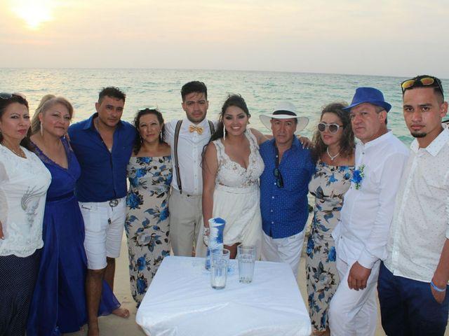 El matrimonio de Manuel y Erika en Cartagena, Bolívar 98