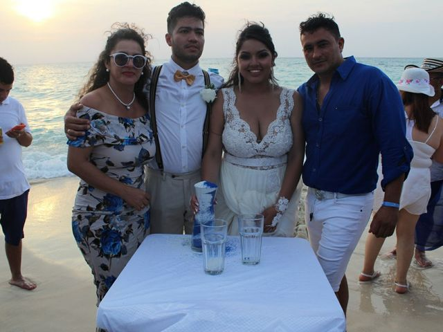 El matrimonio de Manuel y Erika en Cartagena, Bolívar 100