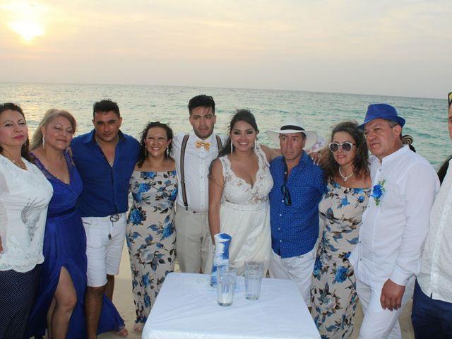 El matrimonio de Manuel y Erika en Cartagena, Bolívar 101