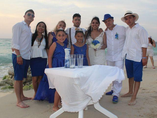 El matrimonio de Manuel y Erika en Cartagena, Bolívar 102