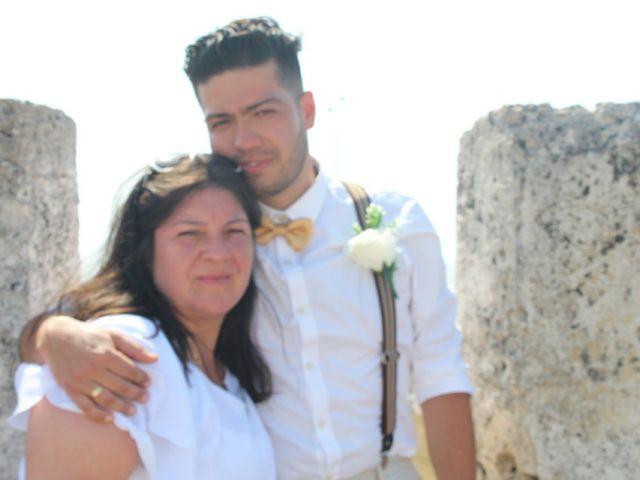 El matrimonio de Manuel y Erika en Cartagena, Bolívar 104