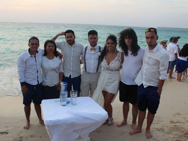El matrimonio de Manuel y Erika en Cartagena, Bolívar 107