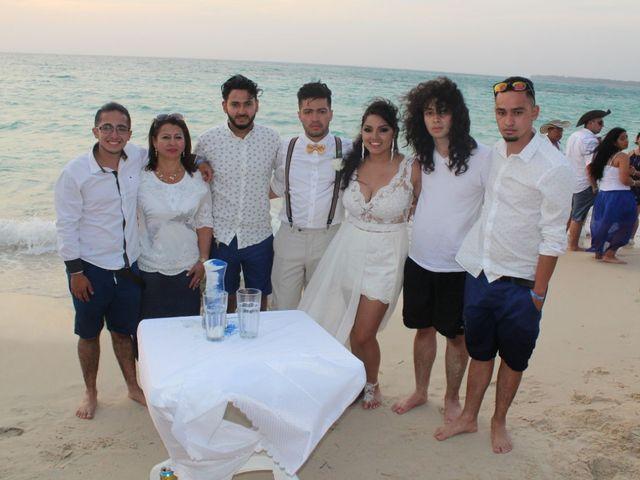 El matrimonio de Manuel y Erika en Cartagena, Bolívar 111