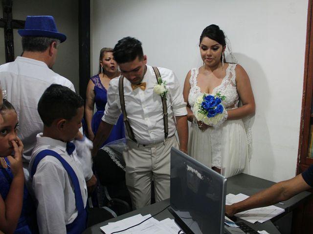 El matrimonio de Manuel y Erika en Cartagena, Bolívar 112