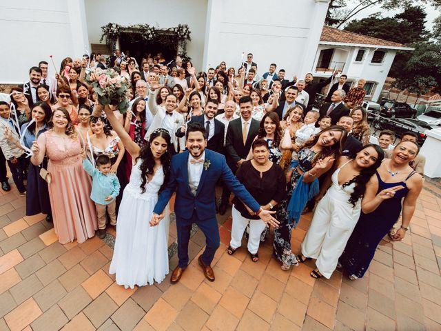 El matrimonio de César y Melissa en Medellín, Antioquia 30