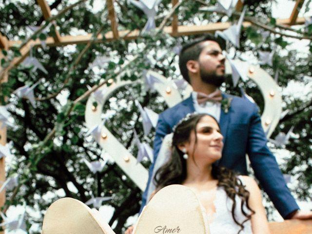 El matrimonio de César y Melissa en Medellín, Antioquia 33