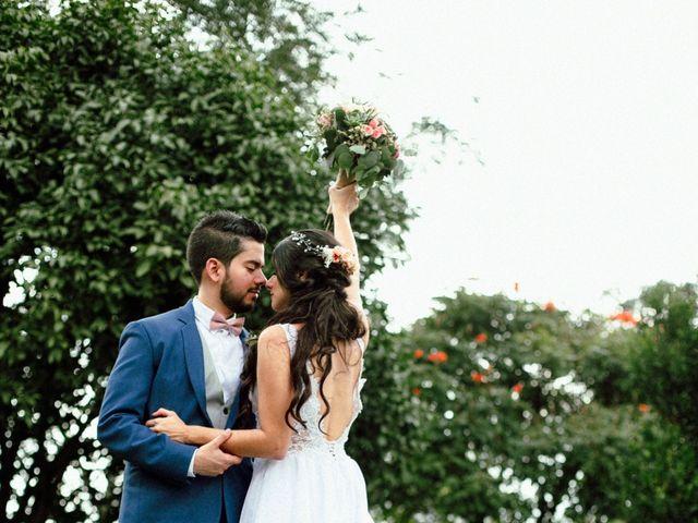 El matrimonio de César y Melissa en Medellín, Antioquia 35