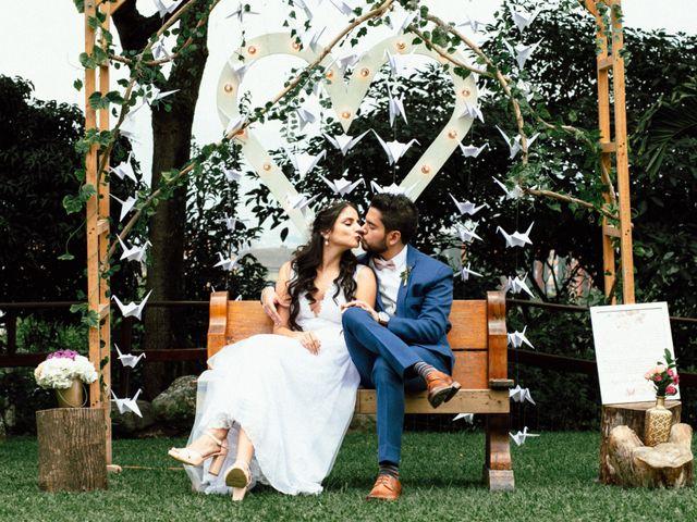 El matrimonio de César y Melissa en Medellín, Antioquia 36