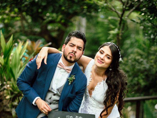 El matrimonio de César y Melissa en Medellín, Antioquia 38