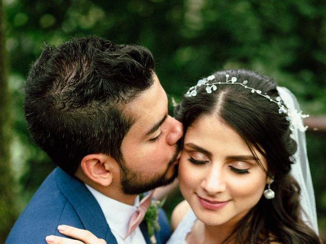 El matrimonio de César y Melissa en Medellín, Antioquia 41