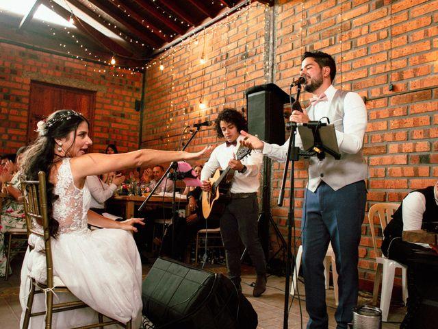 El matrimonio de César y Melissa en Medellín, Antioquia 50