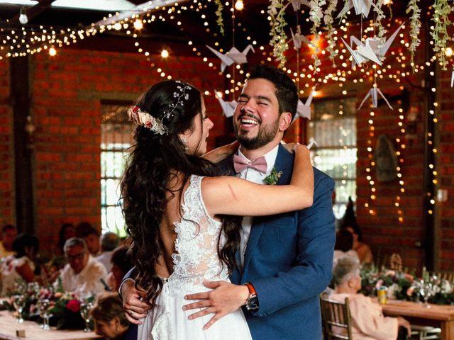 El matrimonio de César y Melissa en Medellín, Antioquia 54